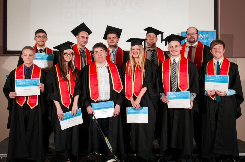 IT Apprentices Graduation Ceremony