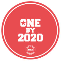 One by 2020 Campaign