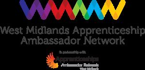 WMAAN Logo - with WM Apprenticeships Logo.