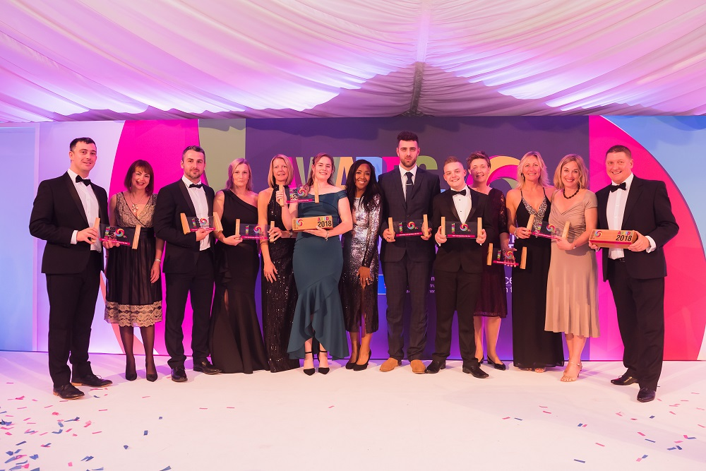 News Release - Winners of the Worcestershire Apprenticeship Awards 2018 categories