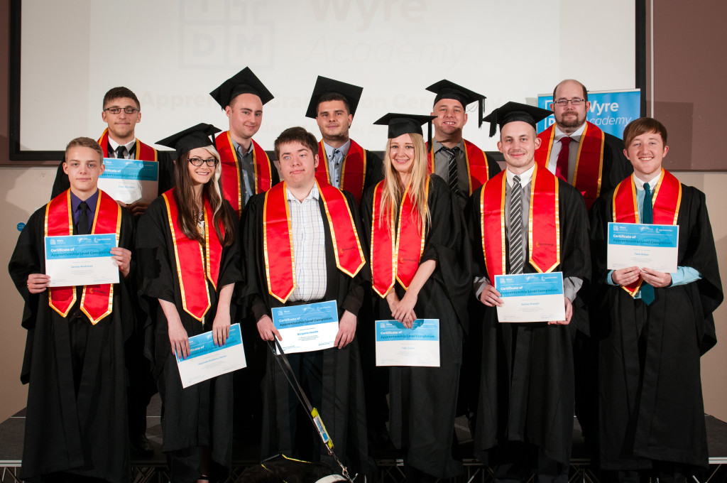 IT Apprentices Graduation Ceremony