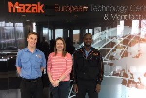 Mazak Company Visit