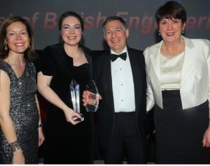 Allan Cook, Ann Watson at SEMTA awards