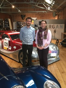 Morgan Motors Image
