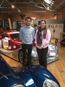 Morgan Motors Image